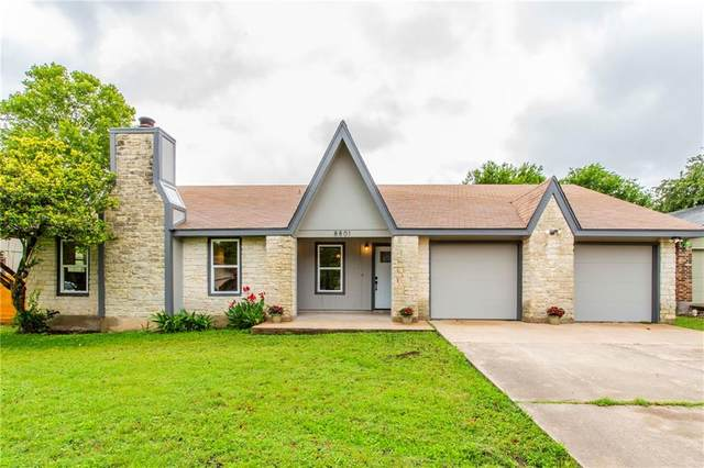 8801 Pineridge Dr, Austin, TX 78729 (#2817779) :: The Heyl Group at Keller Williams