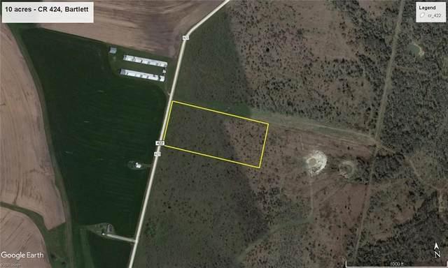TBD County Road 422, Bartlett, TX 76511 (#2817886) :: Papasan Real Estate Team @ Keller Williams Realty