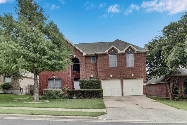 1115 Terra St, Round Rock, TX 78665 (#2818039) :: The Perry Henderson Group at Berkshire Hathaway Texas Realty