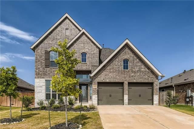 11820 Emerald Springs Ln, Manor, TX 78653 (#2819234) :: Papasan Real Estate Team @ Keller Williams Realty