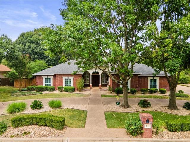 3 Meadow Run, Round Rock, TX 78664 (#2821542) :: Front Real Estate Co.