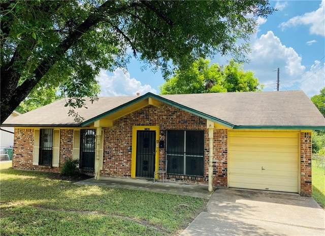 1162 Holmes, Austin, TX 78702 (#2821912) :: Papasan Real Estate Team @ Keller Williams Realty