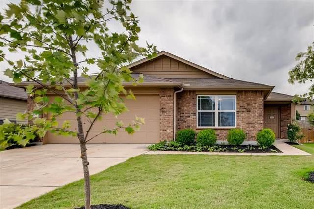 115 Leon River Loop, Hutto, TX 78634 (#2821914) :: Papasan Real Estate Team @ Keller Williams Realty