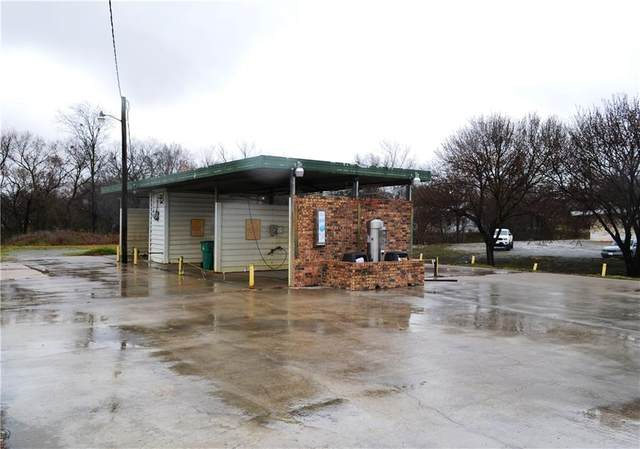 401 W Haning St, Sherman, TX 75459 (#2822525) :: Realty Executives - Town & Country