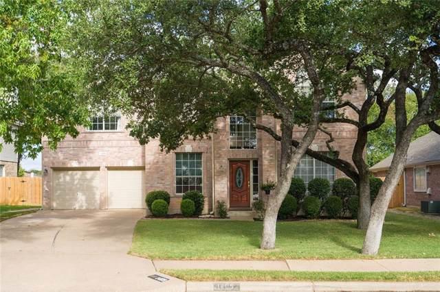 1409 Azalea Dr, Cedar Park, TX 78613 (#2822813) :: The Heyl Group at Keller Williams