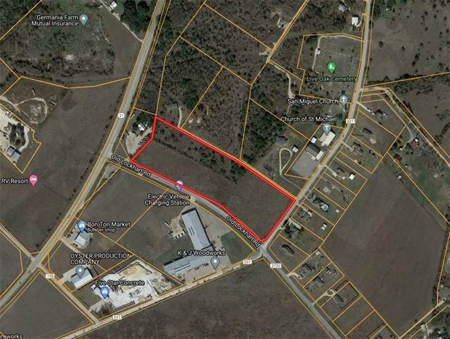 TBD Old Lockhart Rd, Uhland, TX 78640 (#2823254) :: Azuri Group | All City Real Estate
