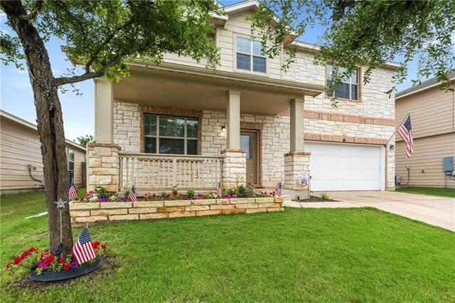 108 Quarry Ln, Liberty Hill, TX 78642 (#2823934) :: Zina & Co. Real Estate