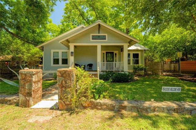 2009 S 2nd St, Austin, TX 78704 (#2825291) :: The Gregory Group