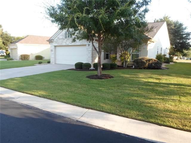 320 Crockett Loop, Georgetown, TX 78633 (#2828127) :: The Perry Henderson Group at Berkshire Hathaway Texas Realty