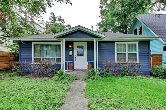 4305 Bellvue Ave, Austin, TX 78756 (#2828396) :: First Texas Brokerage Company