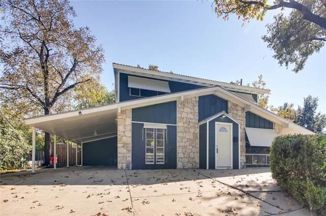 7609 Northcrest Blvd, Austin, TX 78752 (#2829696) :: Papasan Real Estate Team @ Keller Williams Realty