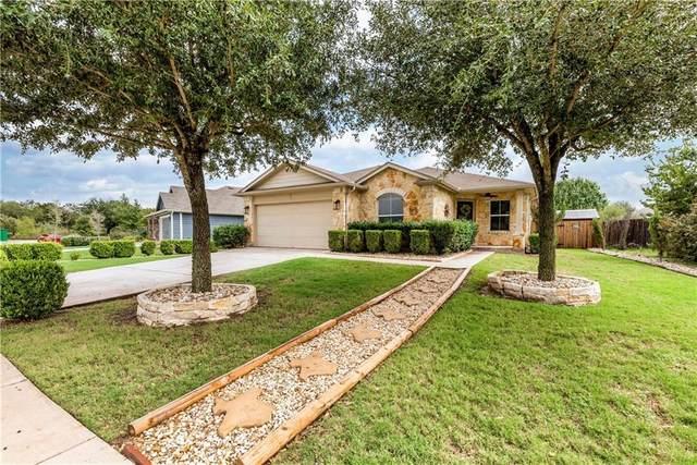 107 Creston St, Hutto, TX 78634 (#2829781) :: Papasan Real Estate Team @ Keller Williams Realty