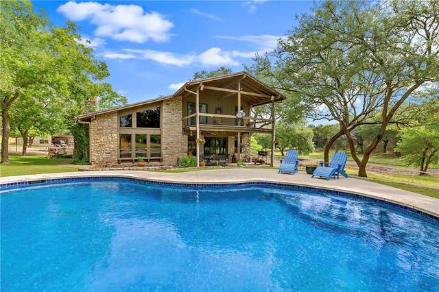 1009 Oak Drive, Blanco, TX 78606 (MLS #2829946) :: Brautigan Realty