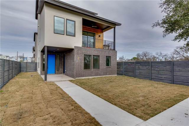 3117 E 51st St #10, Austin, TX 78723 (#2831398) :: The Perry Henderson Group at Berkshire Hathaway Texas Realty