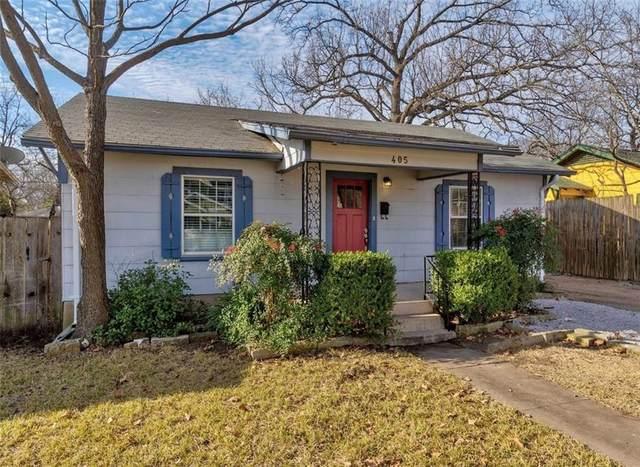 405 W North Loop Blvd #1, Austin, TX 78751 (#2831806) :: Papasan Real Estate Team @ Keller Williams Realty