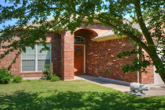 126 Campos Dr, Hutto, TX 78634 (#2831864) :: Watters International