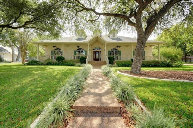 6 Wilderness Way, Round Rock, TX 78664 (#2833297) :: RE/MAX Capital City