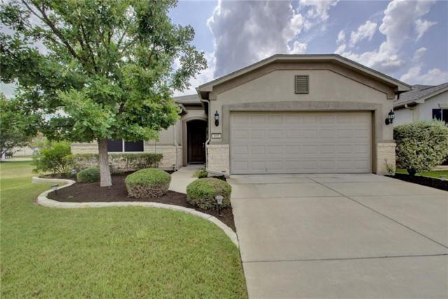 805 Independence Creek Ln, Georgetown, TX 78633 (#2834443) :: The ZinaSells Group
