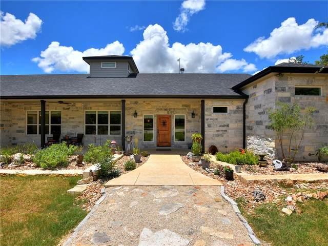189 Appaloosa Cv, Jarrell, TX 76537 (#2835587) :: The Perry Henderson Group at Berkshire Hathaway Texas Realty