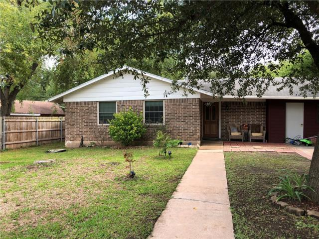 501 Gilmore St, Taylor, TX 76574 (#2836400) :: Ben Kinney Real Estate Team
