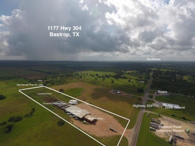 1177 Highway 304, Bastrop, TX 78602 (#2836785) :: RE/MAX Capital City