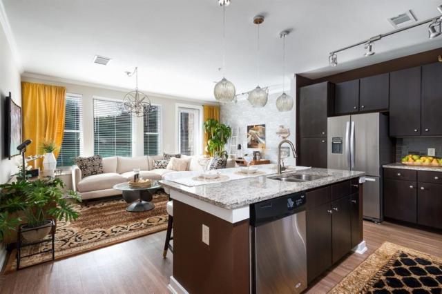 1900 Barton Springs Rd #1042, Austin, TX 78704 (#2837597) :: Carter Fine Homes - Keller Williams NWMC