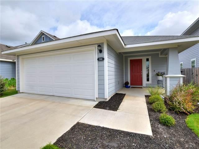 5816 Marostica Ln, Round Rock, TX 78665 (#2845795) :: Umlauf Properties Group