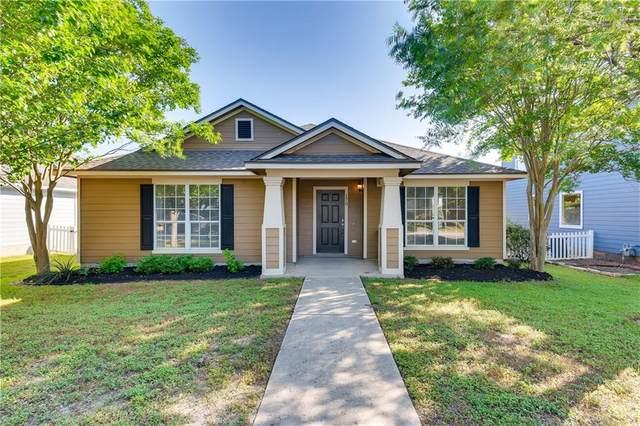 170 Hutton, Kyle, TX 78640 (#2847196) :: Papasan Real Estate Team @ Keller Williams Realty