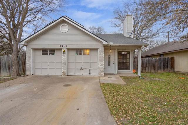 2914 San Jacinto Rd, Temple, TX 76502 (#2848152) :: Papasan Real Estate Team @ Keller Williams Realty