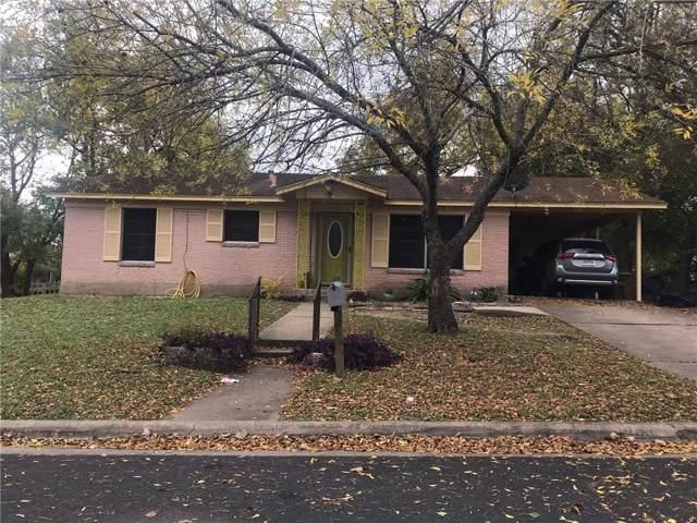4812 Blueberry Trl, Austin, TX 78723 (#2849548) :: Zina & Co. Real Estate