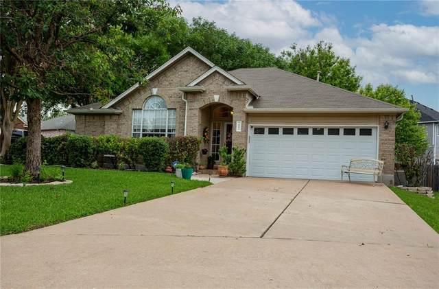 2903 N Phoenix Cv, Round Rock, TX 78665 (#2850051) :: Papasan Real Estate Team @ Keller Williams Realty