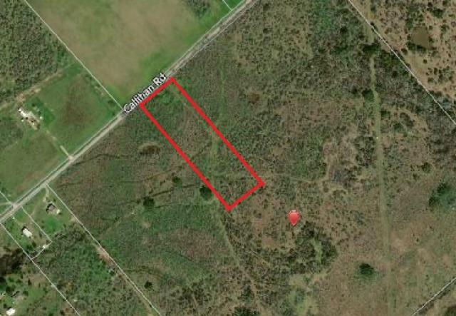 10 Acres-Tract 8 Callihan Rd, Luling, TX 78648 (#2850842) :: Ana Luxury Homes
