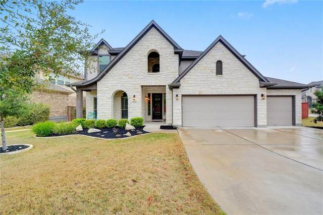2320 Champions Corner Dr, Leander, TX 78641 (#2851430) :: The Heyl Group at Keller Williams