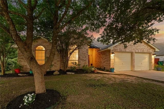 607 Prickly Pear Pass, Buda, TX 78610 (#2851932) :: Papasan Real Estate Team @ Keller Williams Realty