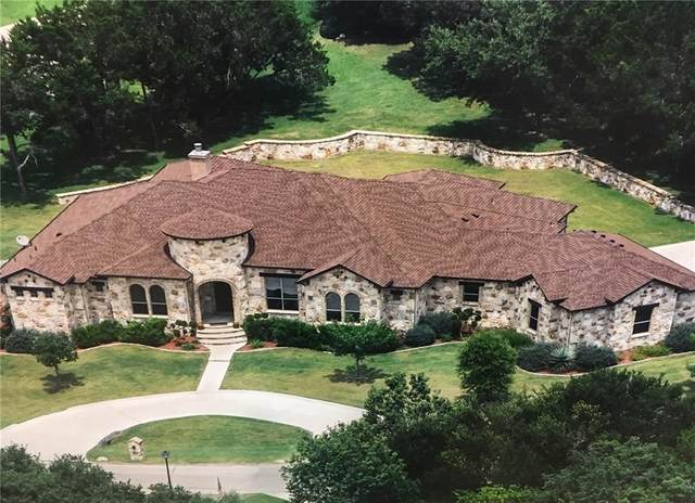 616 Indian Trl, Salado, TX 76571 (#2852784) :: The Perry Henderson Group at Berkshire Hathaway Texas Realty