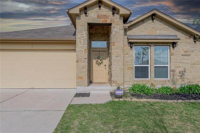 106 Wilson Ct, Hutto, TX 78634 (#2852855) :: The Summers Group