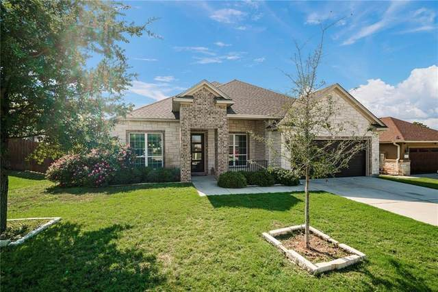 104 Walter Way, Jarrell, TX 76537 (MLS #2856337) :: Brautigan Realty