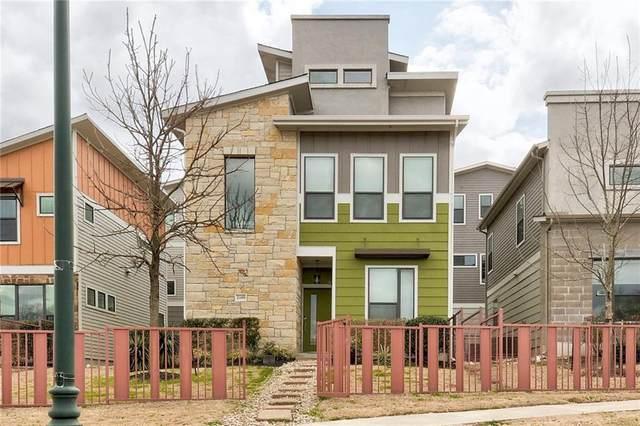 2109 Carlson Dr 61C, Austin, TX 78741 (#2858449) :: Papasan Real Estate Team @ Keller Williams Realty