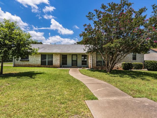 208 Sunshine Dr, Georgetown, TX 78628 (#2858623) :: The Heyl Group at Keller Williams