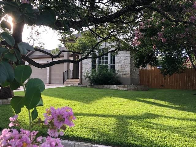5903 Cimmaron Trl, Lago Vista, TX 78645 (#2858991) :: Zina & Co. Real Estate