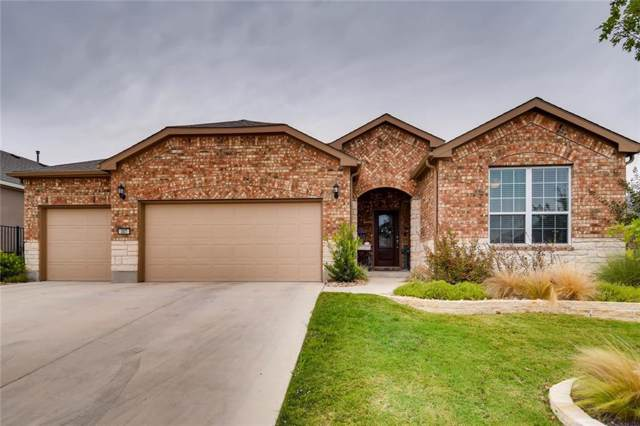 307 Fairway Ridge Rd, Georgetown, TX 78633 (#2859911) :: Ana Luxury Homes