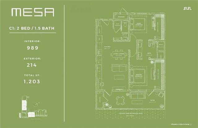 4004 Banister Ln #112, Austin, TX 78704 (#2864603) :: Papasan Real Estate Team @ Keller Williams Realty