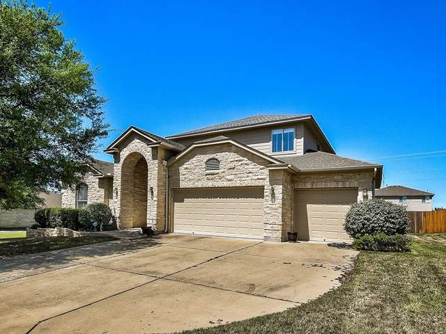 2200 Settlers Park Loop, Round Rock, TX 78665 (#2865378) :: RE/MAX Capital City