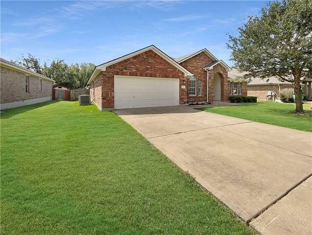 909 Abbeyglen Castle Dr, Pflugerville, TX 78660 (#2867415) :: First Texas Brokerage Company