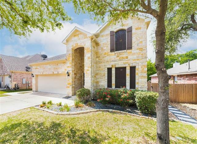 276 Caddo Lake Dr, Georgetown, TX 78628 (#2870070) :: The Perry Henderson Group at Berkshire Hathaway Texas Realty