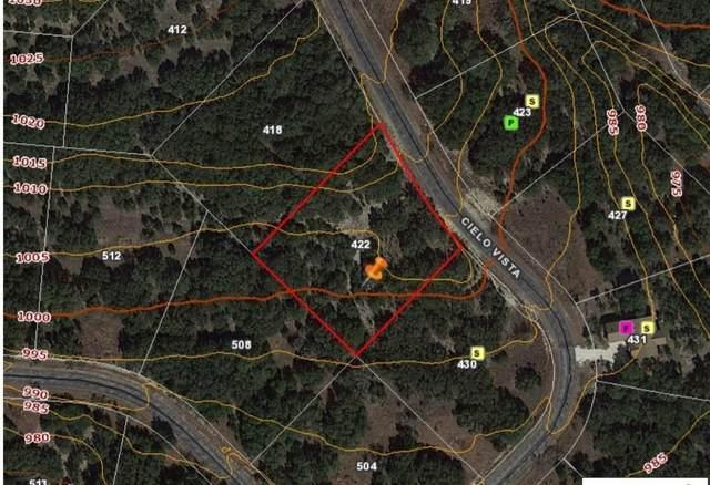 422 Cielo Vis, Canyon Lake, TX 78133 (#2870963) :: Front Real Estate Co.
