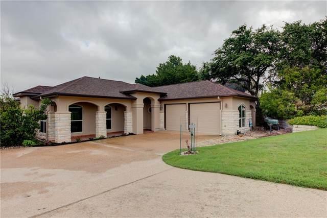 20600 Highland Lake Dr, Lago Vista, TX 78645 (#2871185) :: Papasan Real Estate Team @ Keller Williams Realty