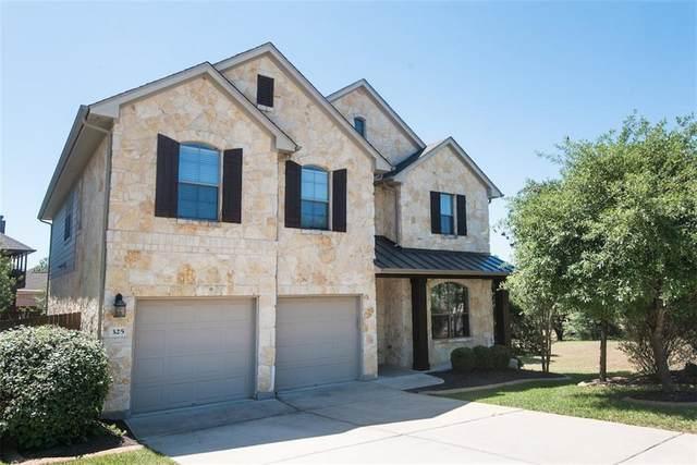 325 Palo Alto Way, Austin, TX 78732 (MLS #2872949) :: Brautigan Realty