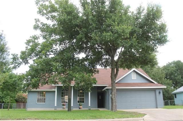 2916 Patti Dr, Georgetown, TX 78628 (#2876784) :: Papasan Real Estate Team @ Keller Williams Realty
