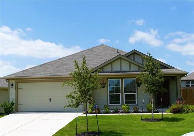 143 Sulphur River Loop, Hutto, TX 78634 (#2877228) :: Zina & Co. Real Estate